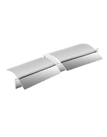 Διπλή χαρτοθήκη με καπάκι Allegory Sanco  A3-25627