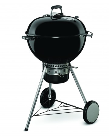 Master Touch GBS 57cm Black - Weber®  14501004