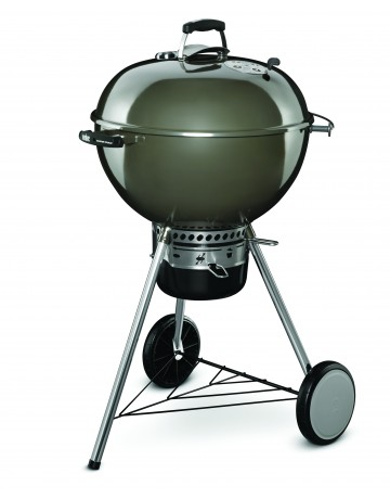 Master Touch GBS 57cm Smoke Grey - Weber®  14510004