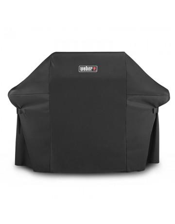 Premium Κάλυμμα Προστασίας Weber για ψησταριές Genesis II με 6 καυστήρες - 7136 -1