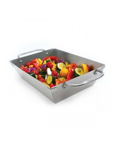 Βαθύ Wok Λαχανικών Inox - Broil King®  69818