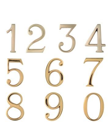 Αριθμοί και Γράμματα κατοικιών Ν 930 Zogometal
