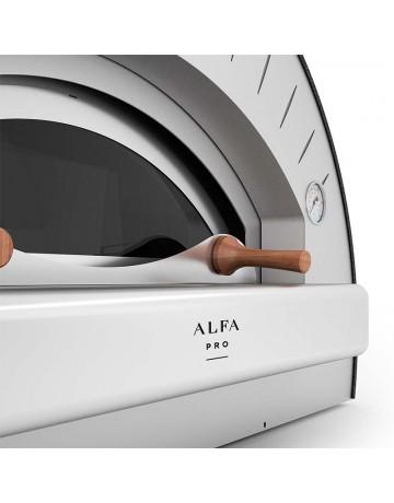 Επαγγελματικός Ξυλόφουρνος για Pizza - Alfa Quattro Pro Top FXQPRU-LGRA-T - image 1