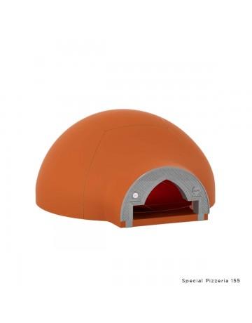 Επαγγελματικός ξυλόφουρνος για Pizza χειροποίητος - Alfa Special Pizzeria 155cm Wood FSP155C image 1