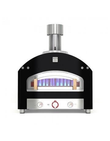 Επαγγελματικός Φούρνος αερίου για Pizza - Alfa Piazza Methane FXPZ90-MGRI-T image 1