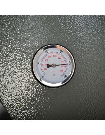 Επαγγελματικός Φούρνος Αερίου για Pizza χωρίς βάση - Alfa Opera Gas FOROPETP-LPG