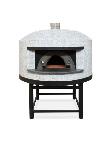 Επαγγελματικός ξυλόφουρνος για Pizza Χειροποίητος - Alfa Napoli M120 Wood FRNAPO-L120