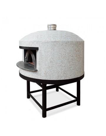 Επαγγελματικός ξυλόφουρνος για Pizza χειροποίητος - Alfa Napoli M130 Wood FRNAPO-L130 image 1