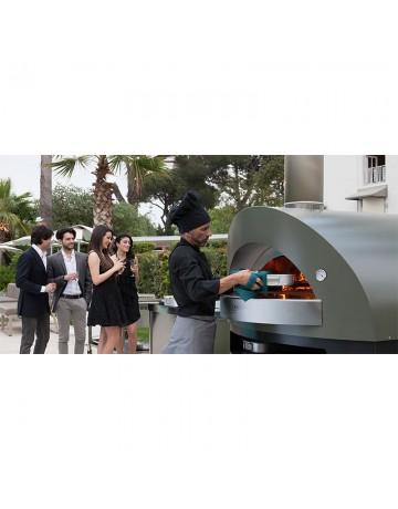 Επαγγελματικός Ξυλόφουρνος για Pizza χωρίς βάση - Alfa Opera Wood FXOPEU-LVES-T - image 1