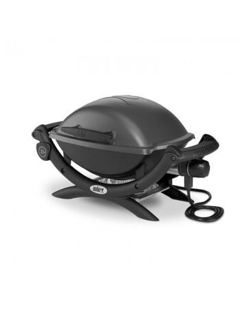 Φορητή Ηλεκτρική Ψησταριά Weber Q 1400 Dark Grey - 52020079 (Πληρωμή σε άτοκες δόσεις)