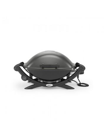 Φορητή Ηλεκτρική Ψησταριά Weber Q 2400 Dark Grey (Πληρωμή και σε άτοκες δόσεις) - 55020079