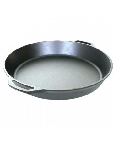 Μαντεμένιο Τηγάνι με δύο χερούλια Δ: 43.18 cm - LODGE® L17SK3