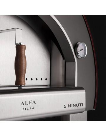 Ξυλόφουρνος Alfa 5 Minuti Copper Top χωρίς βάση FX5MIN-LRAM-T - image 1