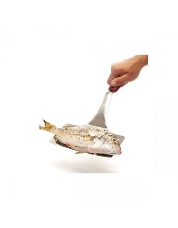 Σπάτουλα Inox Μεγάλη - GrillPro®   Broil King  43090