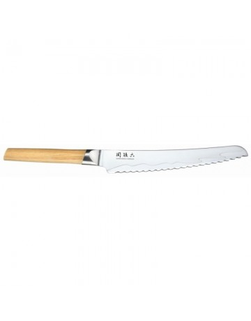 Μαχαίρι ψωμιου 23εκ ΚΑΙ Seki Magoroku Composite MGC-0405